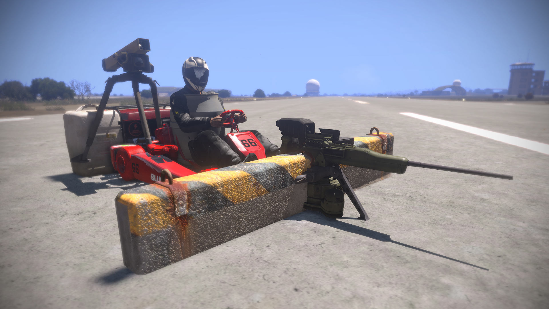 Meet The Winner - Get Wrecked | Make Arma Not War