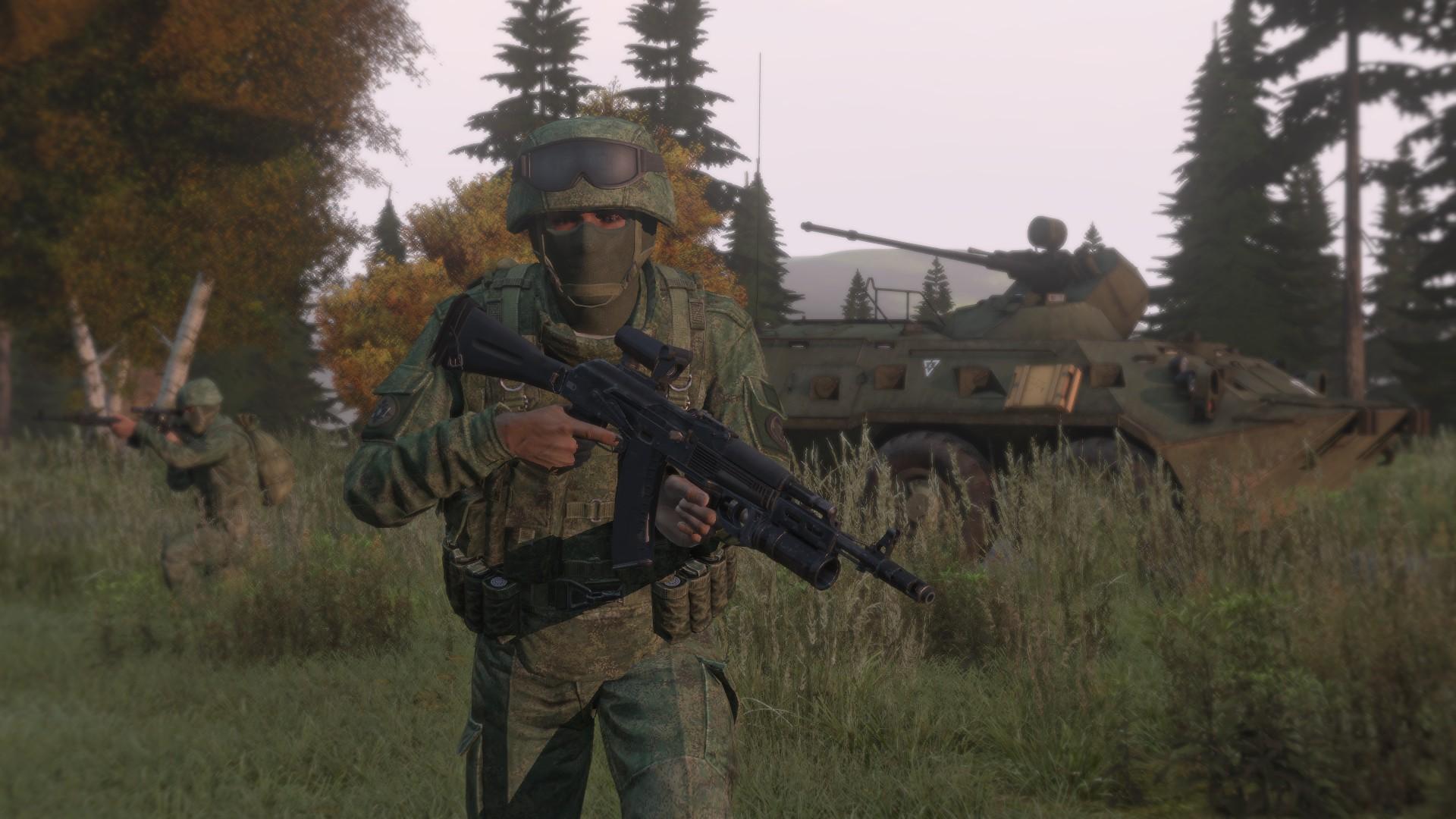 Meet The Winner - RHS: Escalation | Make Arma Not War