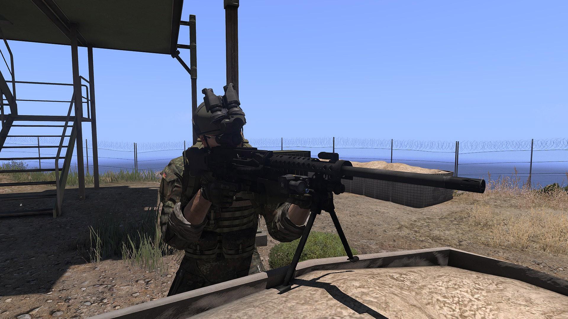 Bundeswehr Mod | Make Arma Not War