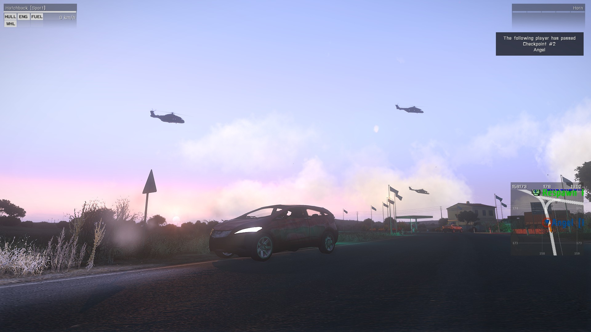 The Great Altis Race | Make Arma Not War