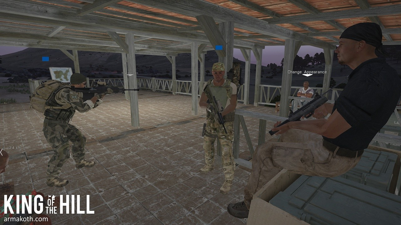 King of the Hill | Make Arma Not War