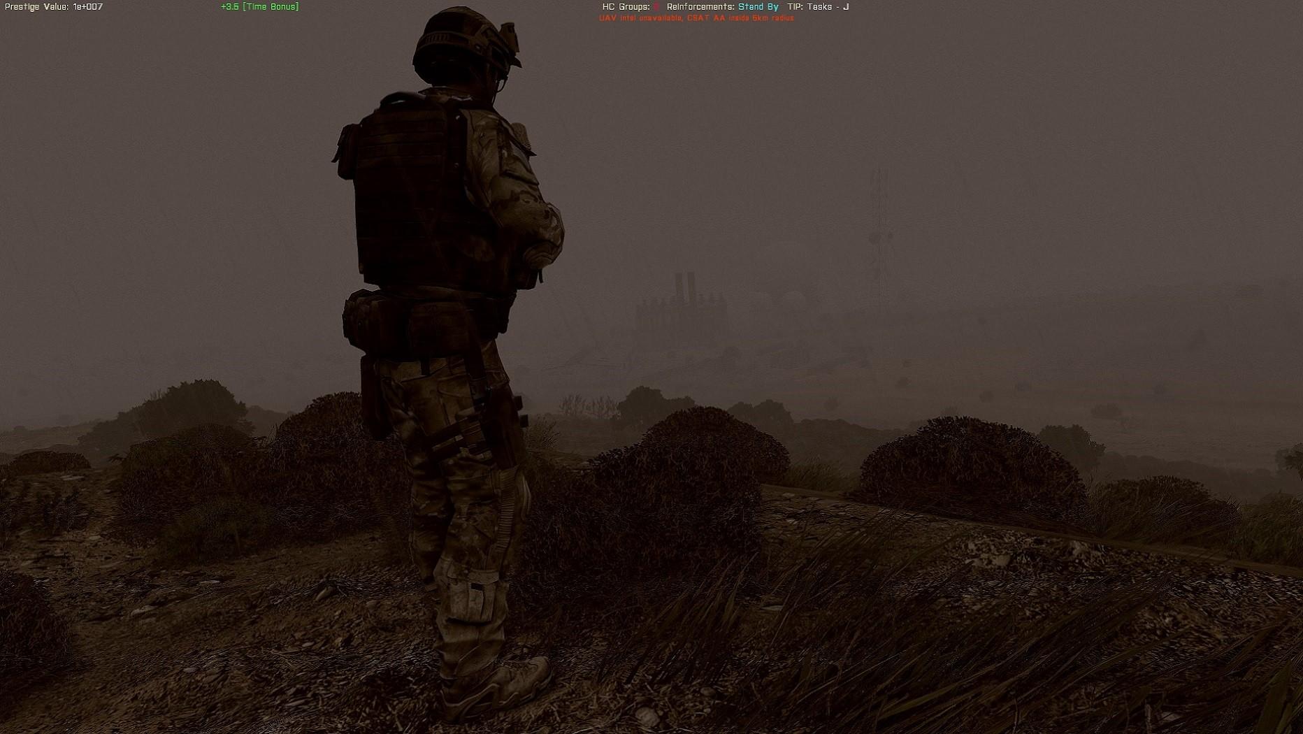 Whole Lotta Altis SP | Make Arma Not War