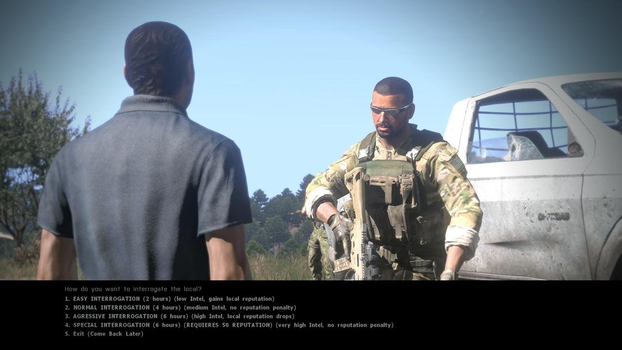 Hunter Six | Make Arma Not War