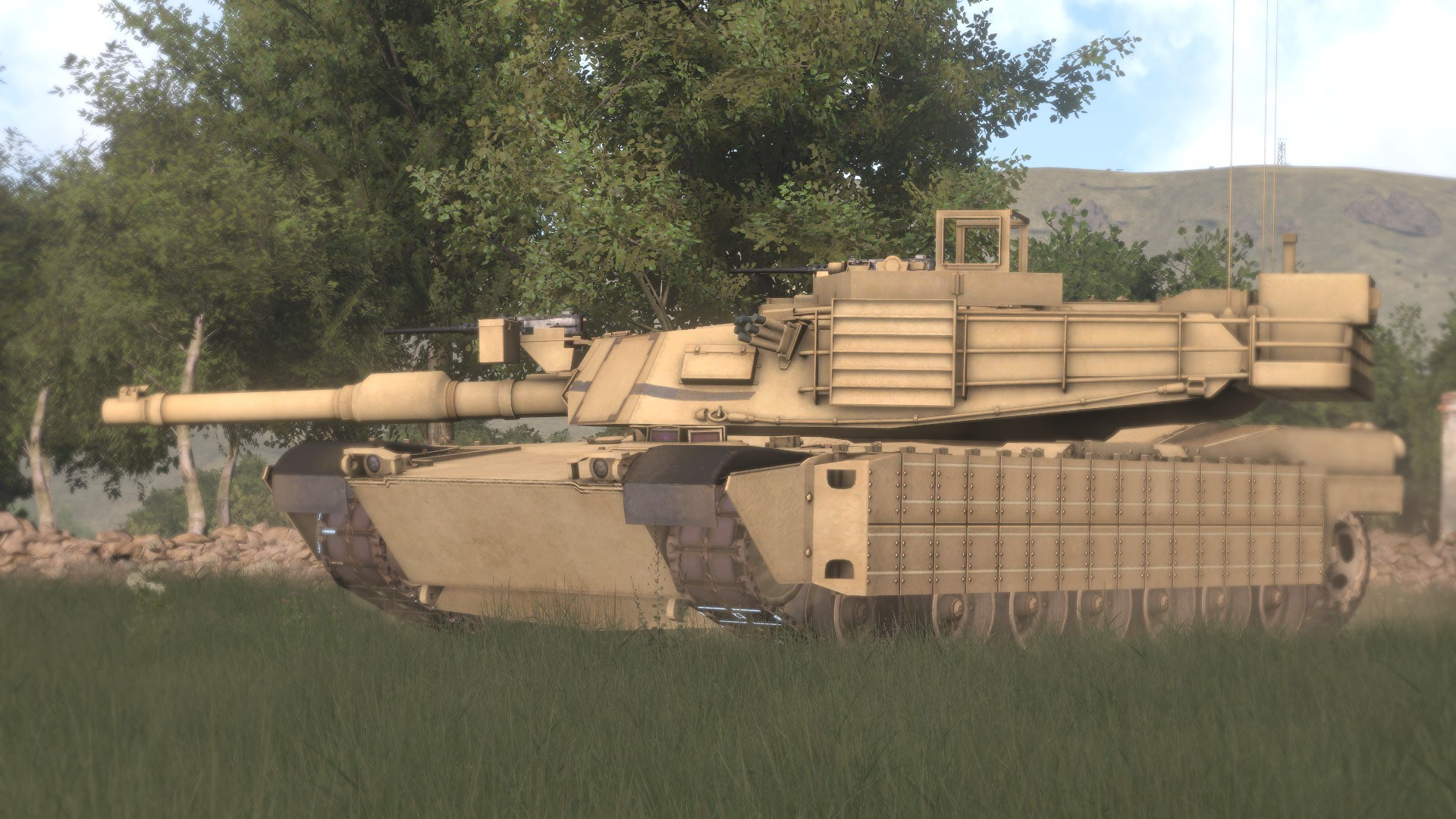 RHS: Escalation   Make Arma Not War