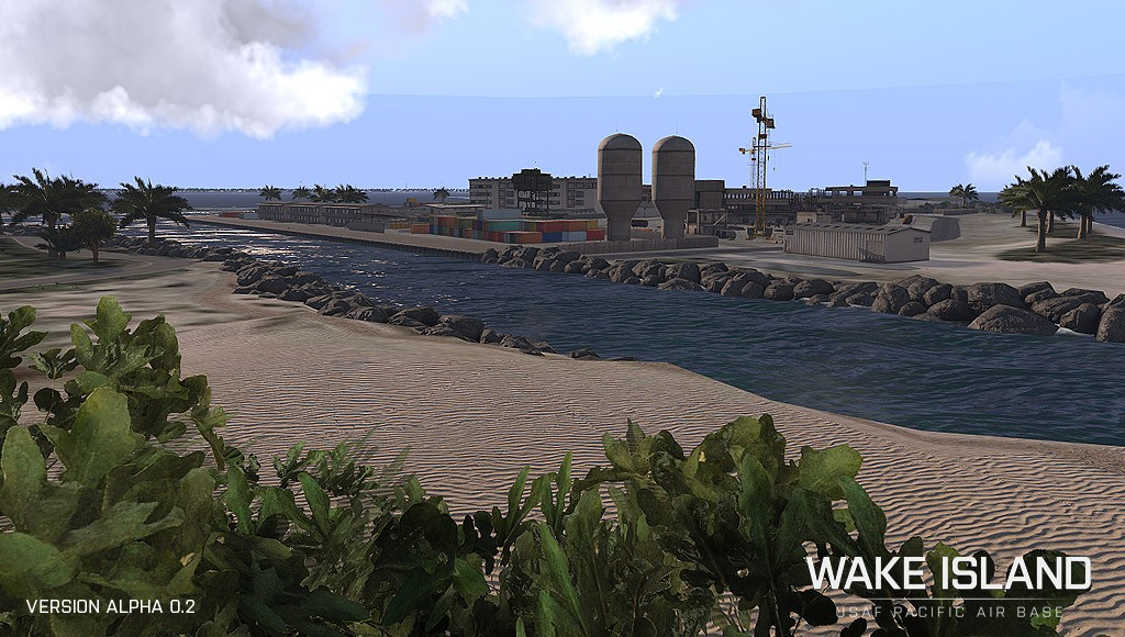 Wake Island Make Arma Not War